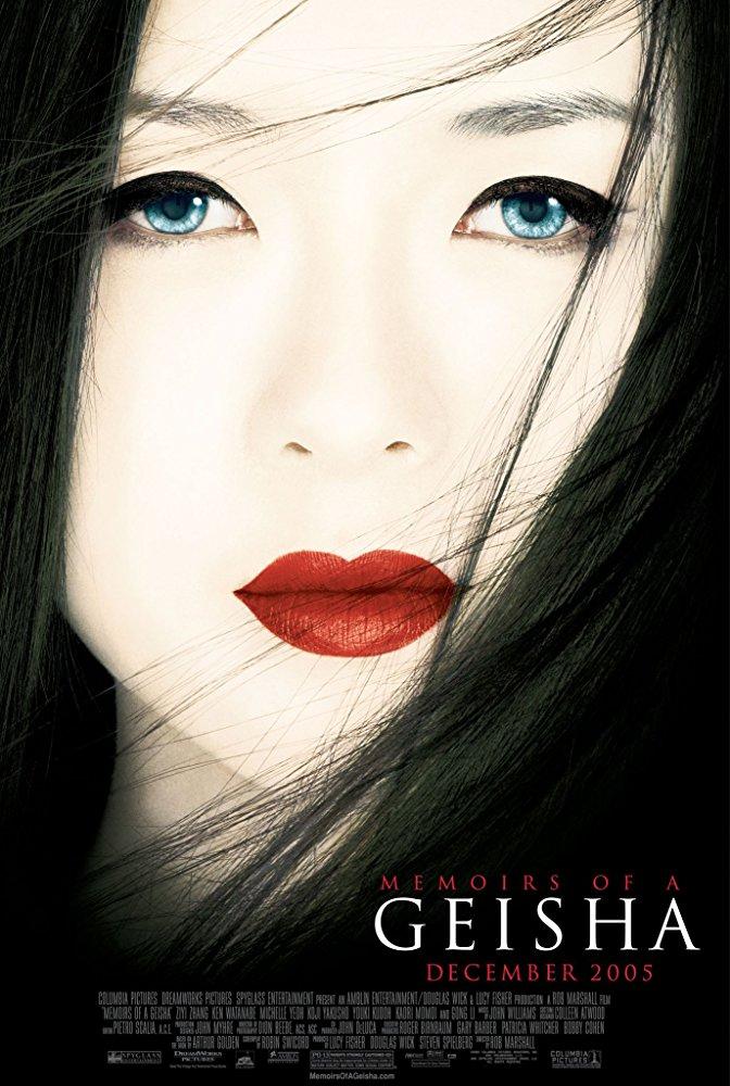 Memórias de uma Gueixa (2005)