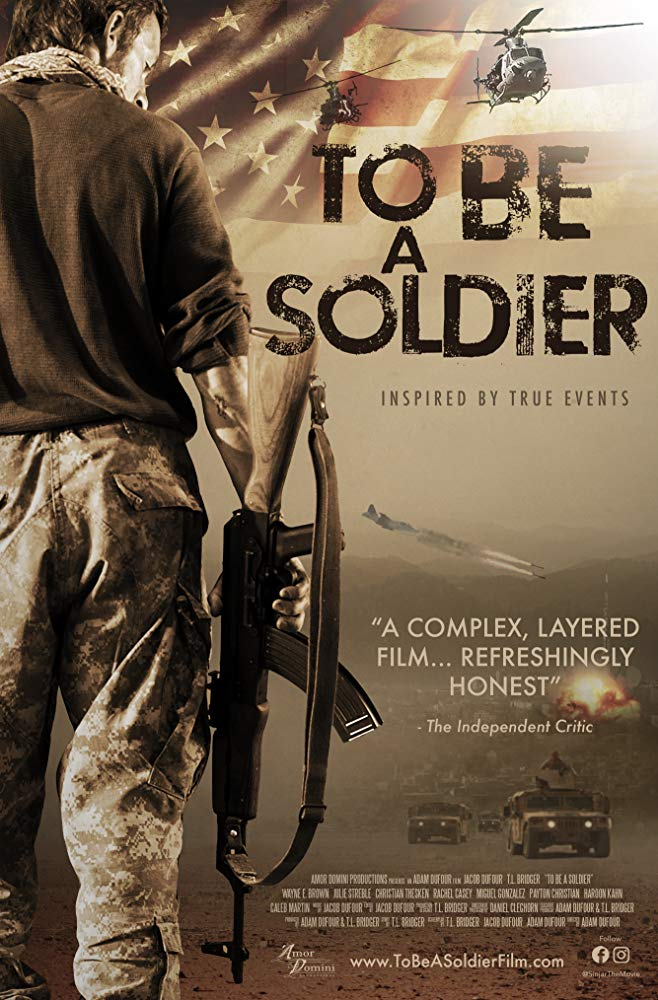 To Be a Soldier (2018)