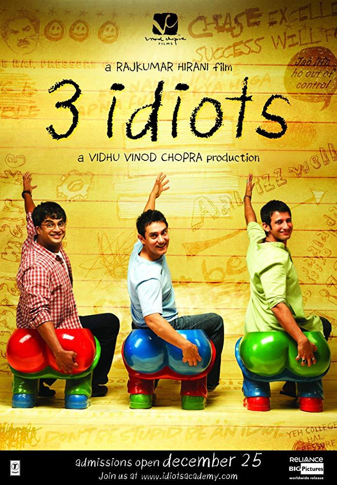 3 Idiotas (2009)