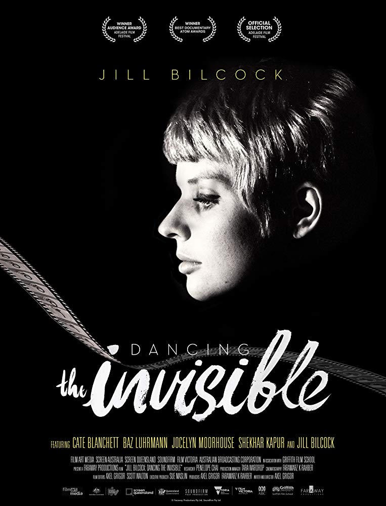 Jill Bilcock: Dancing the Invisible (2017)