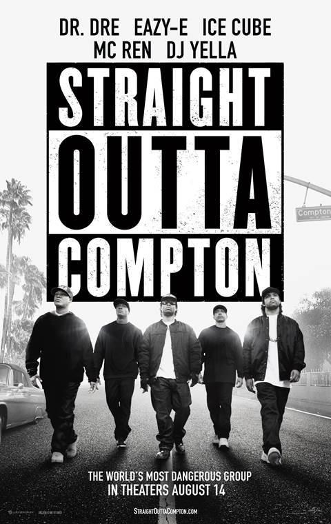 Straight Outta Compton: A História do N.W.A. (2015)