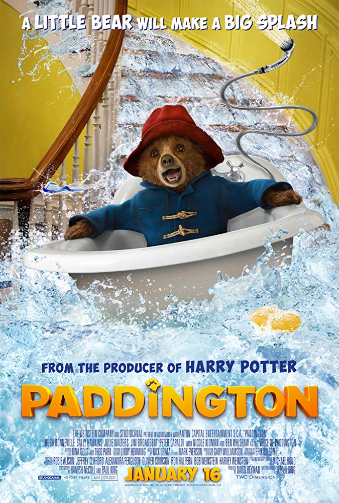 As Aventuras de Paddington (2014)