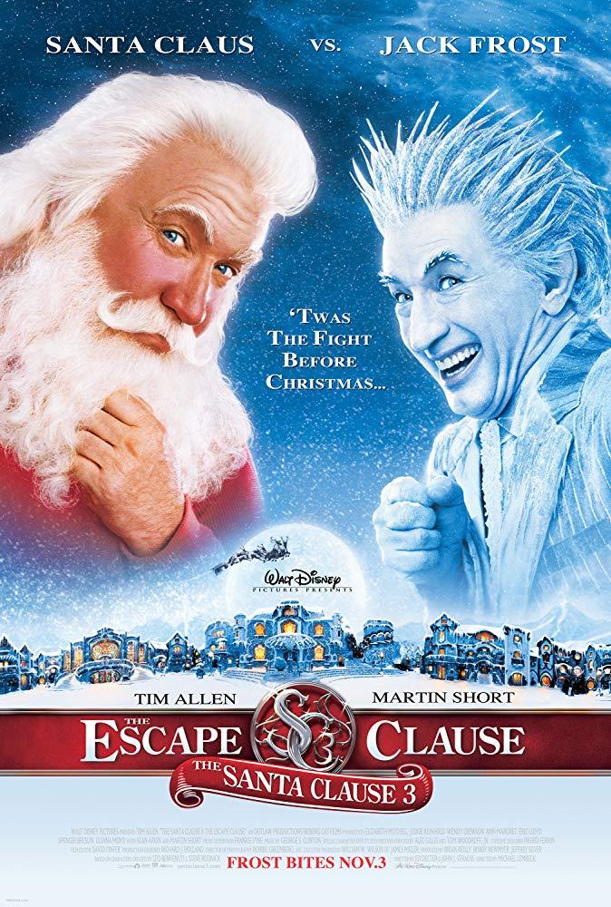 Meu Papai é Noel 3 (2006)