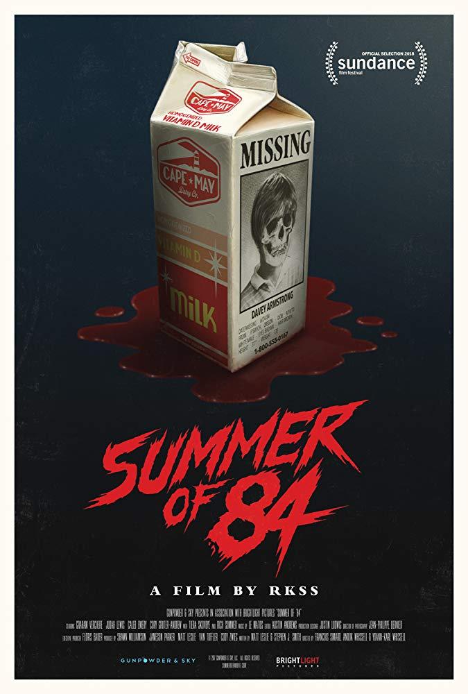 Verão de 84 (2018)