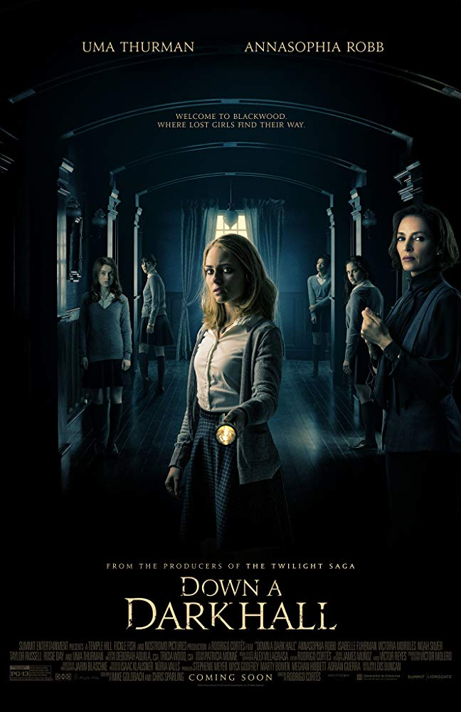 Down a Dark Hall (2018)