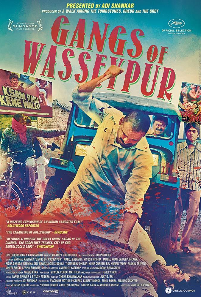 Gangues de Wasseypur (2012)