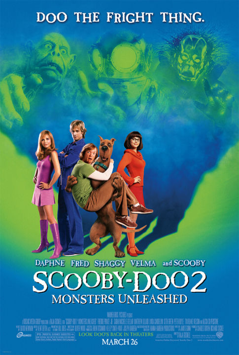 Scooby-Doo 2: Monstros à Solta (2004)