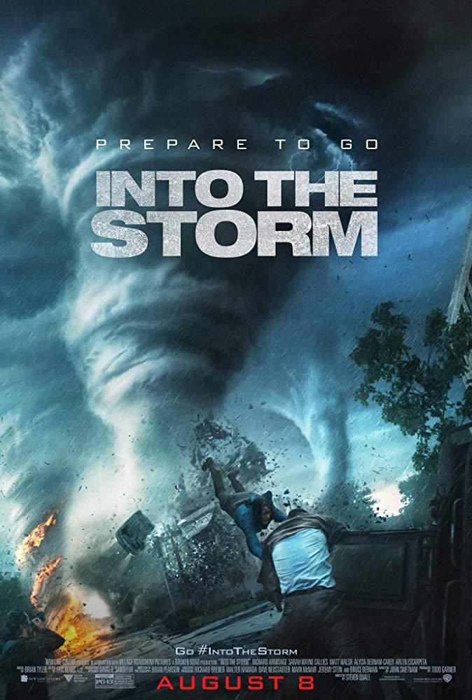 No Olho do Tornado (2014)