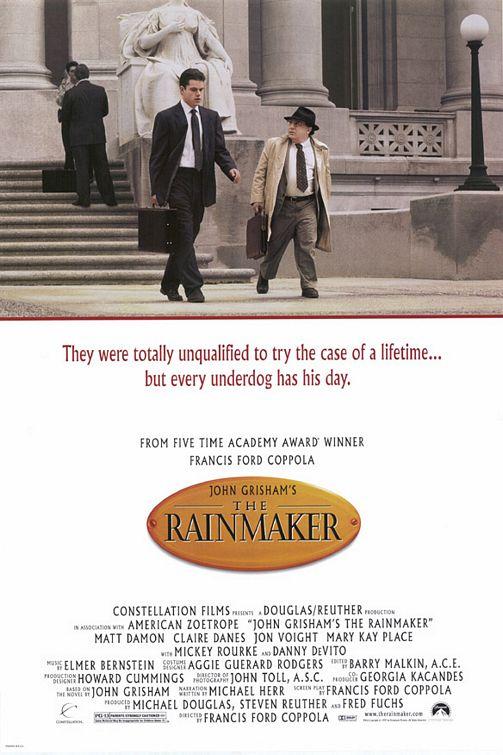 O Homem Que Fazia Chover (1997)