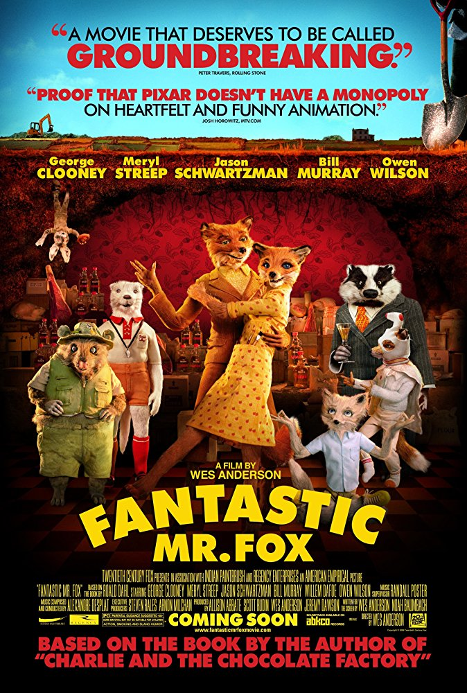 O Fantástico Sr. Raposo (2009)