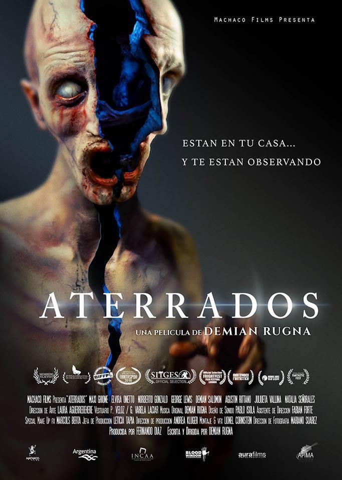 Aterrorizados (2017)