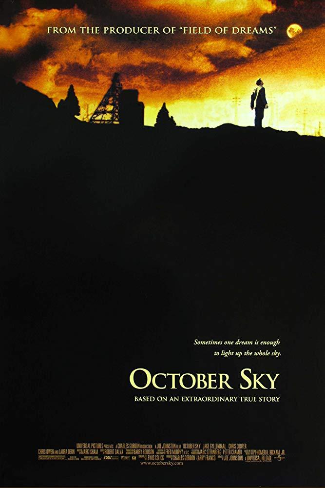 O Céu de Outubro (1999)