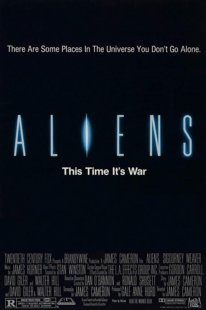 Aliens, o Resgate (1986)