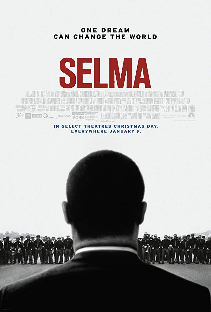 Selma: Uma Luta Pela Igualdade (2014)