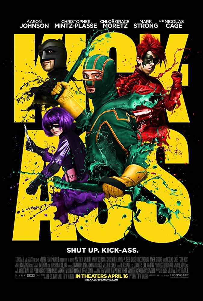 Kick-Ass: Quebrando Tudo (2010)