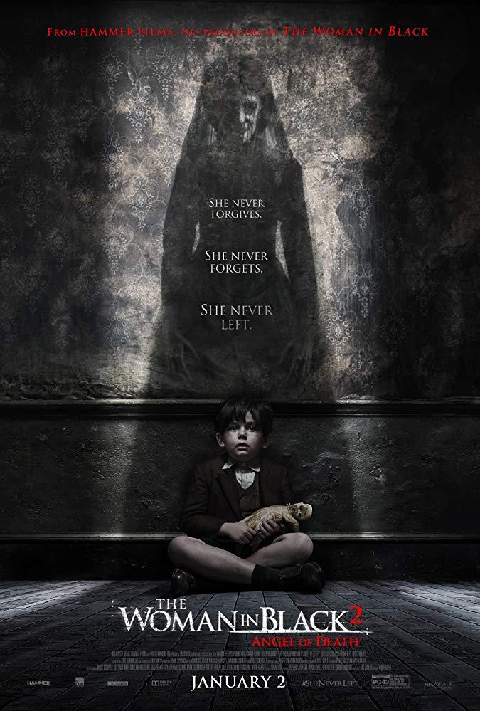 A Mulher de Preto 2: O Anjo da Morte (2014)