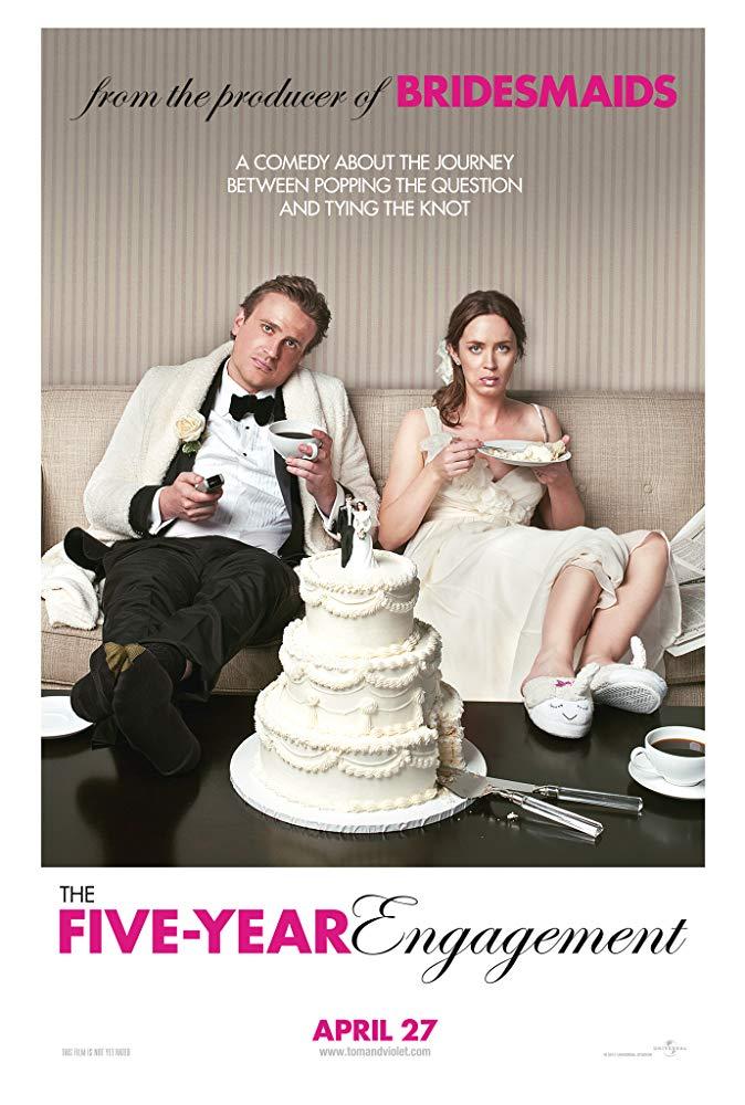 Cinco Anos de Noivado (2012)