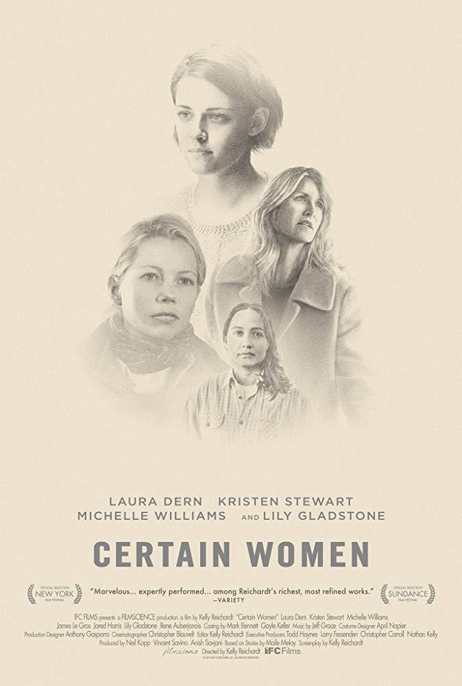 Certas Mulheres (2016)