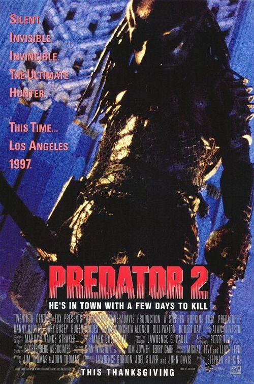 Predador 2: A Caçada Continua (1990)