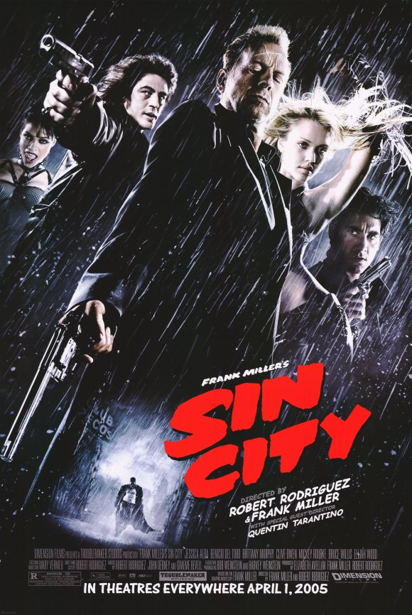 Sin City: A Cidade do Pecado (2005)