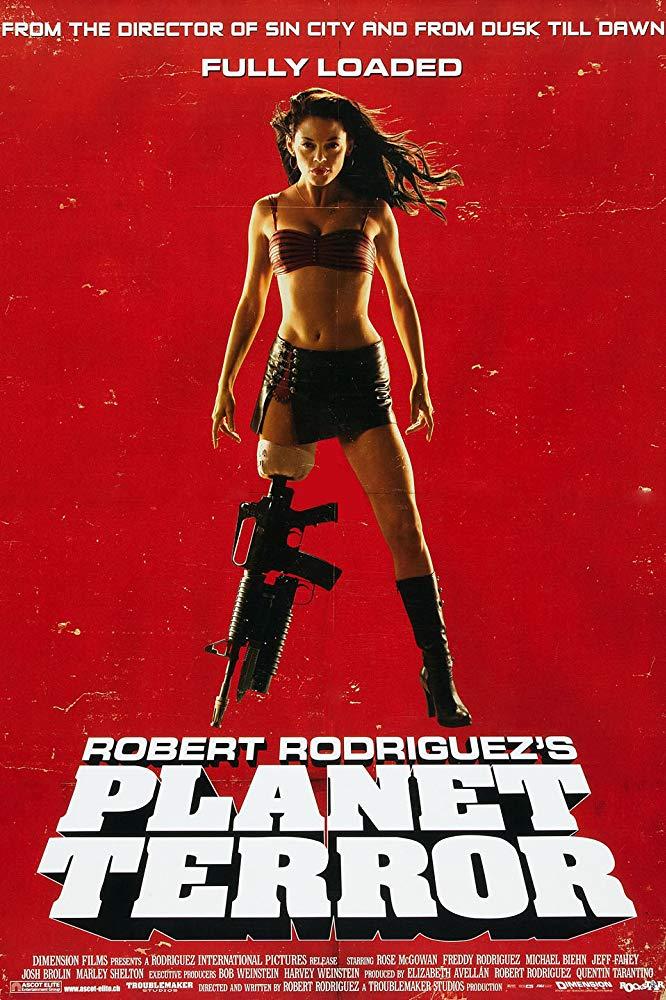 Planeta Terror (2007)