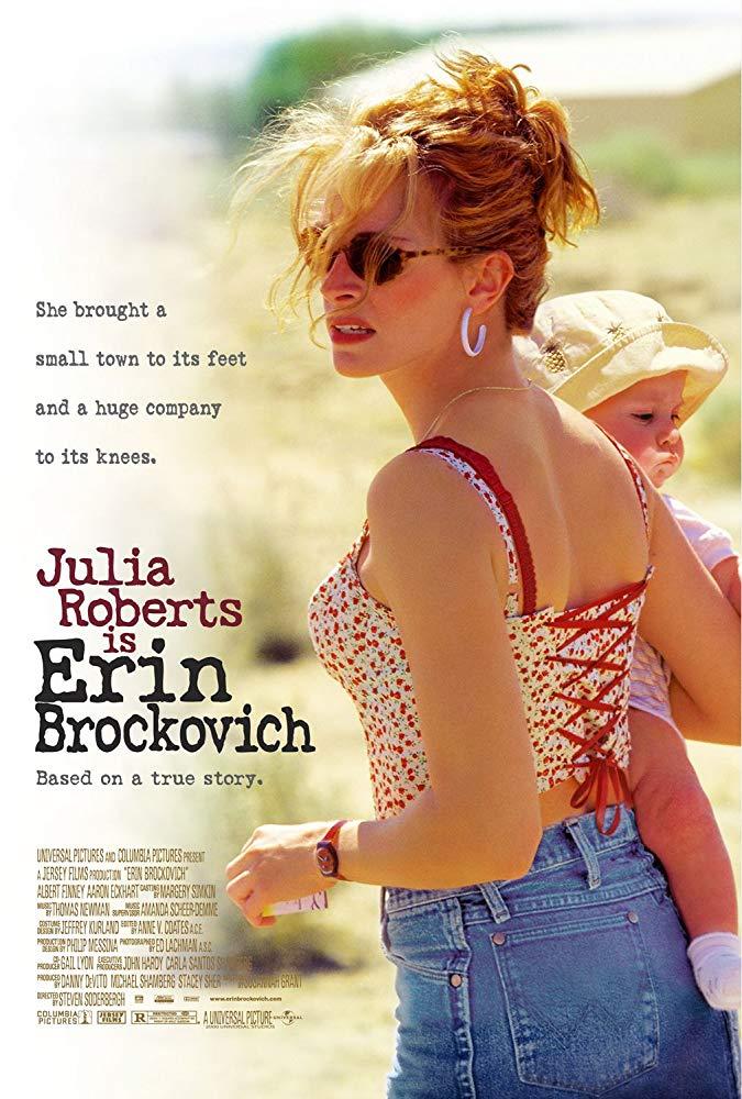 Erin Brockovich: Uma Mulher de Talento (2000)