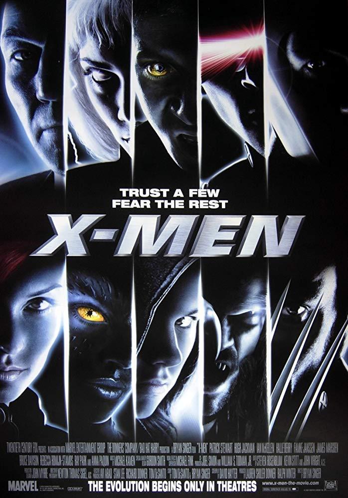 X-Men: O Filme (2000)