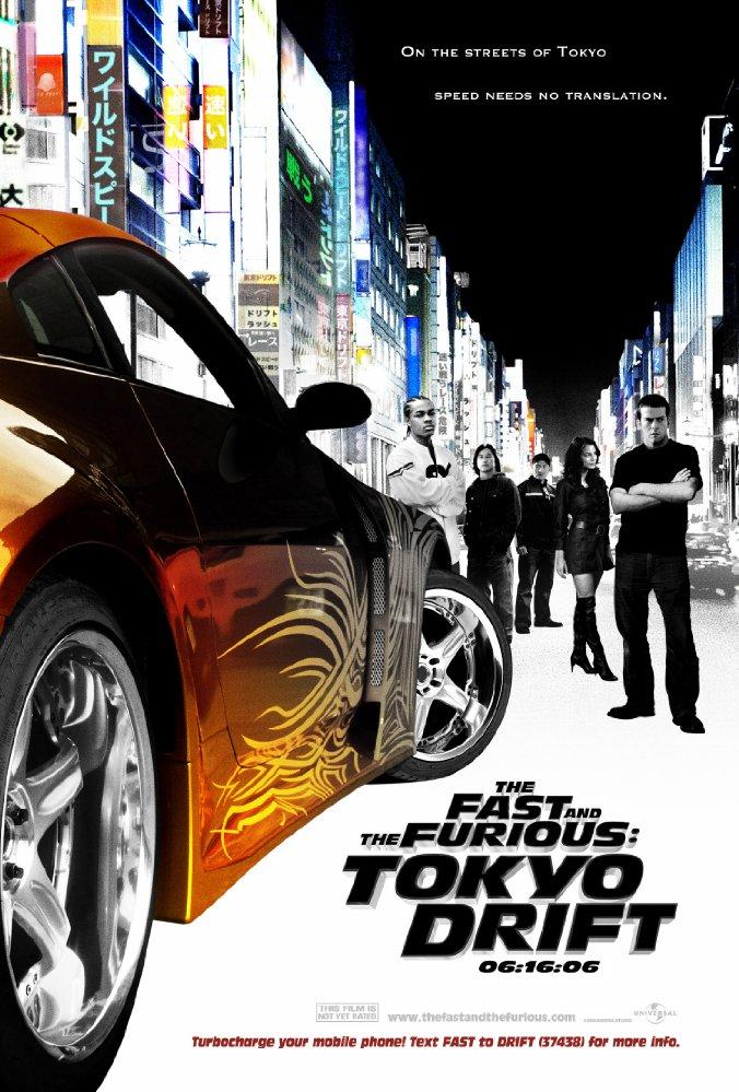 Velozes & Furiosos: Desafio em Tóquio (2006)