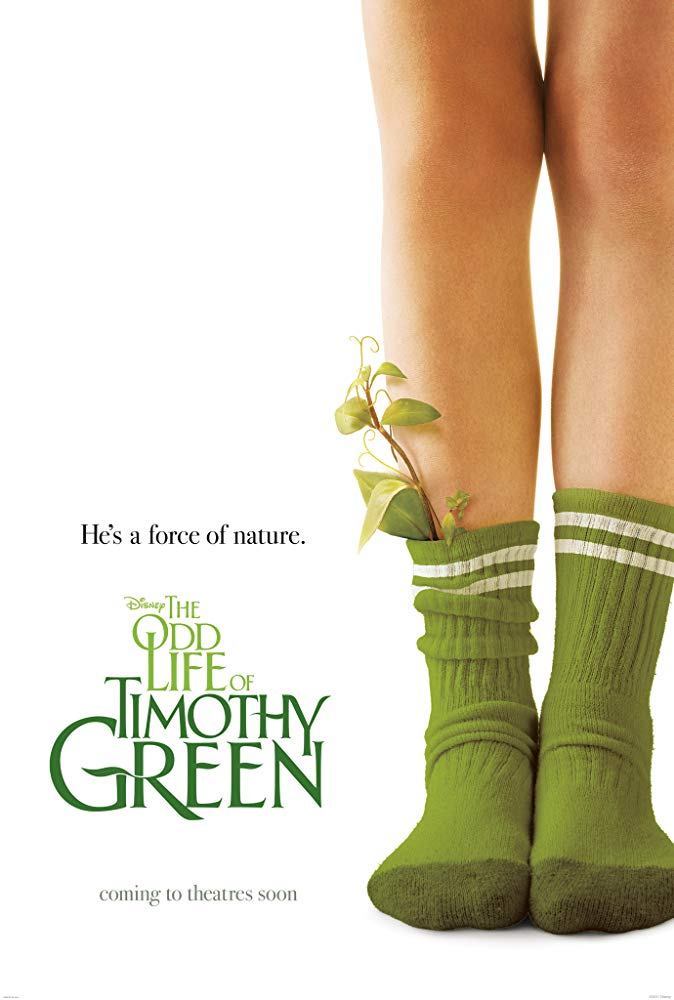 A Estranha Vida de Timothy Green (2012)