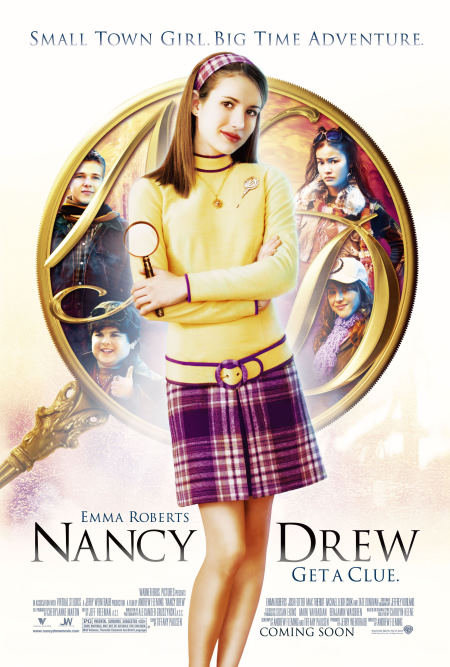 Nancy Drew e o Mistério de Hollywood (2007)