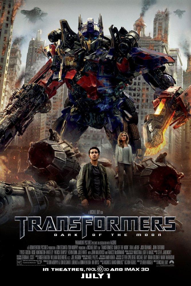 Transformers: O Lado Oculto da Lua (2011)