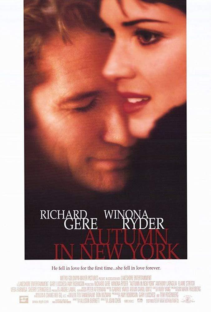 Outono em Nova York (2000)
