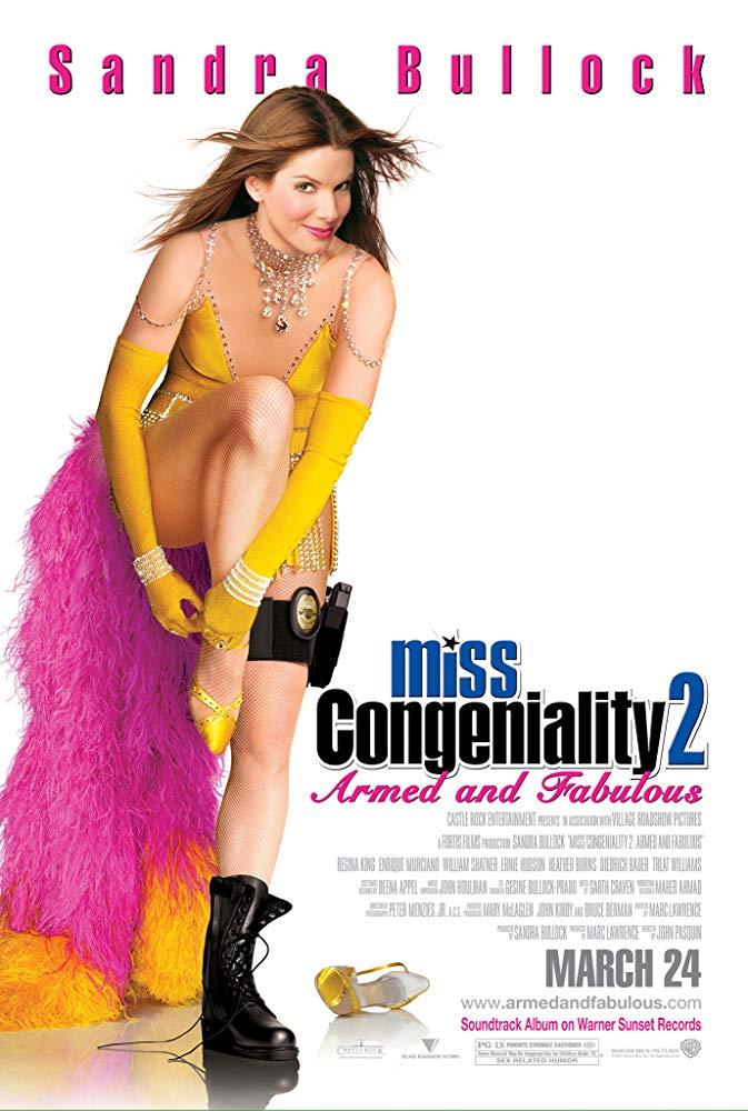 Miss Simpatia 2: Armada e Poderosa (2005)