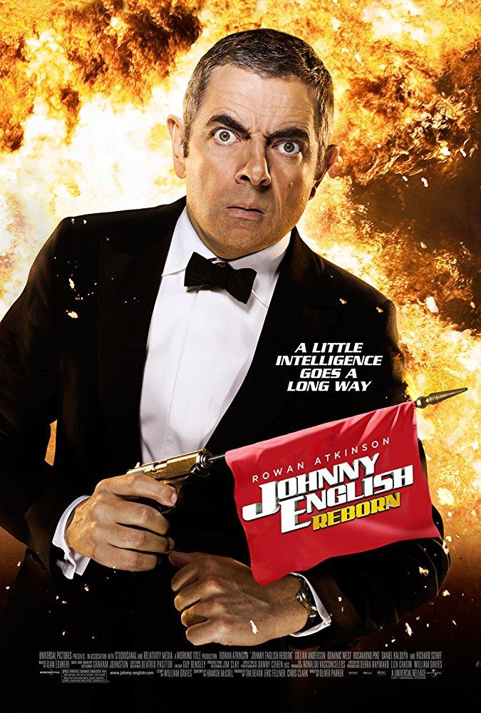 O Retorno de Johnny English (2011)
