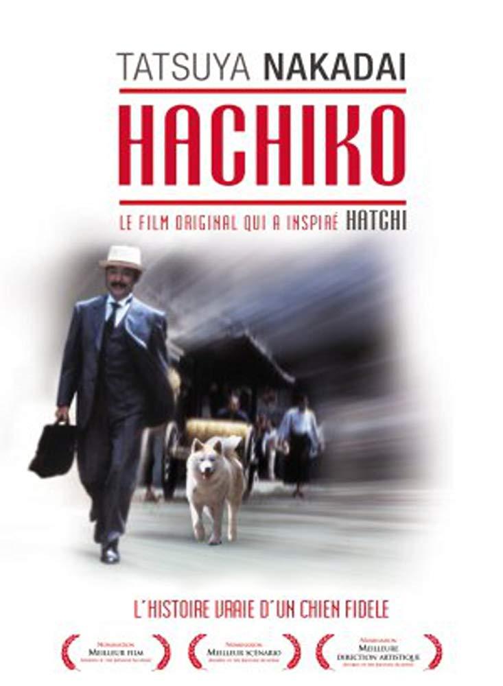 A História de Hachiko (1987)