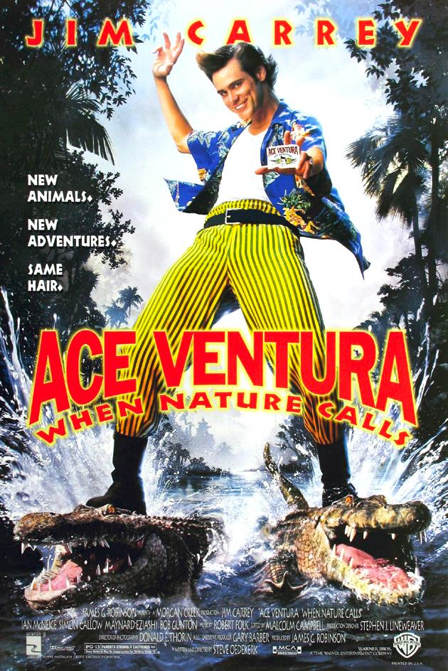 Ace Ventura 2: Um Maluco na África (1995)