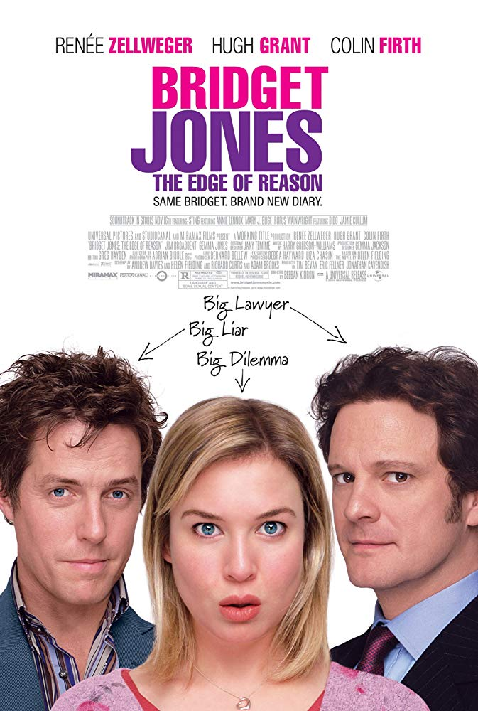 Bridget Jones, no Limite da Razão (2004)