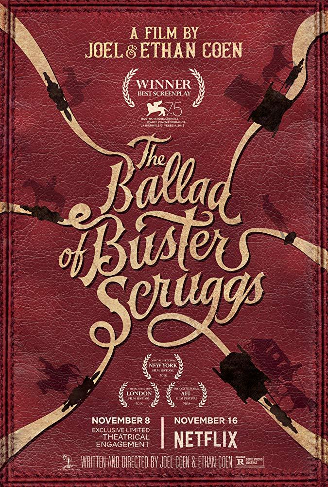A Balada de Buster Scruggs (2018)
