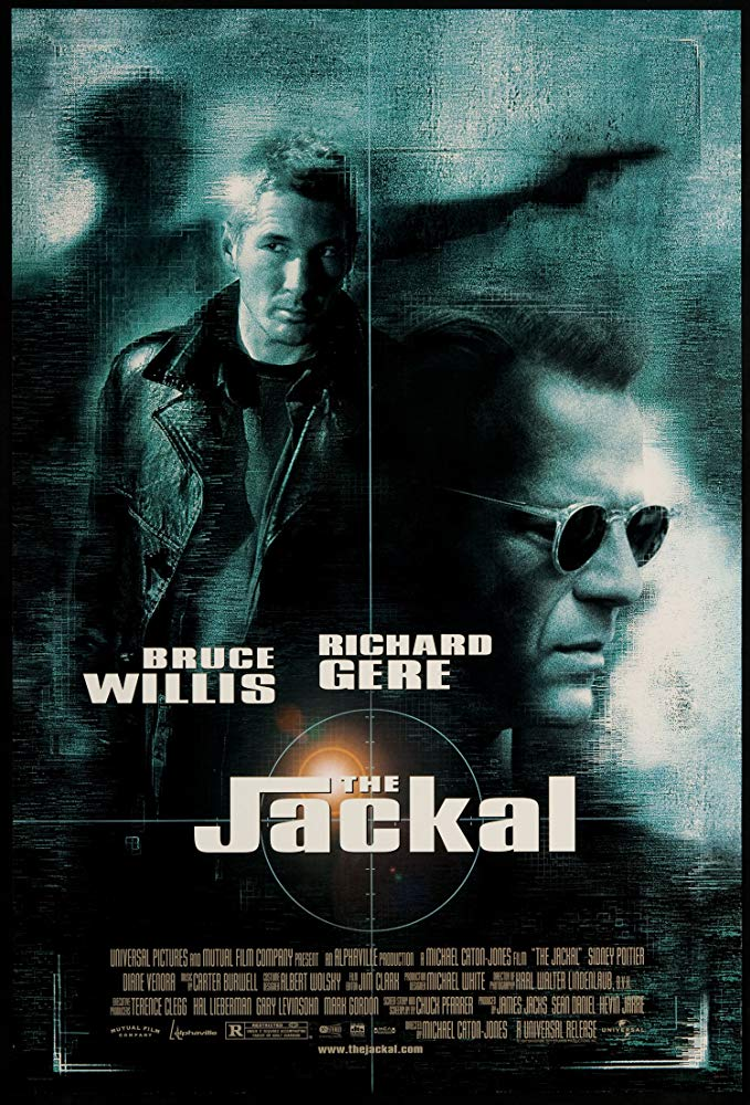O Chacal (1997)
