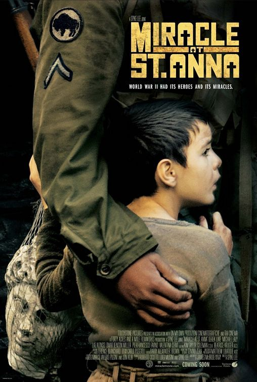 Milagre em Sta. Anna (2008)