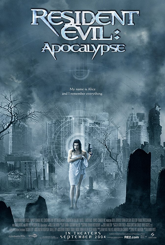 Resident Evil 2: Apocalipse (2004)