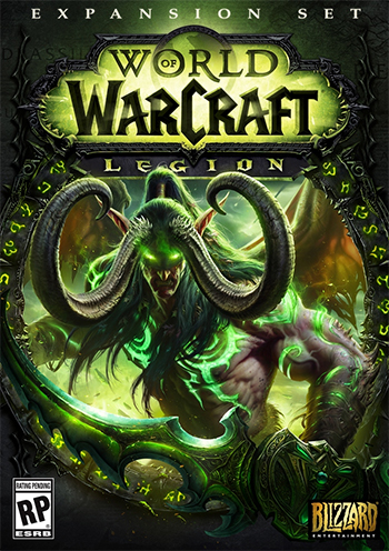 World of Warcraft: Legion (2016)