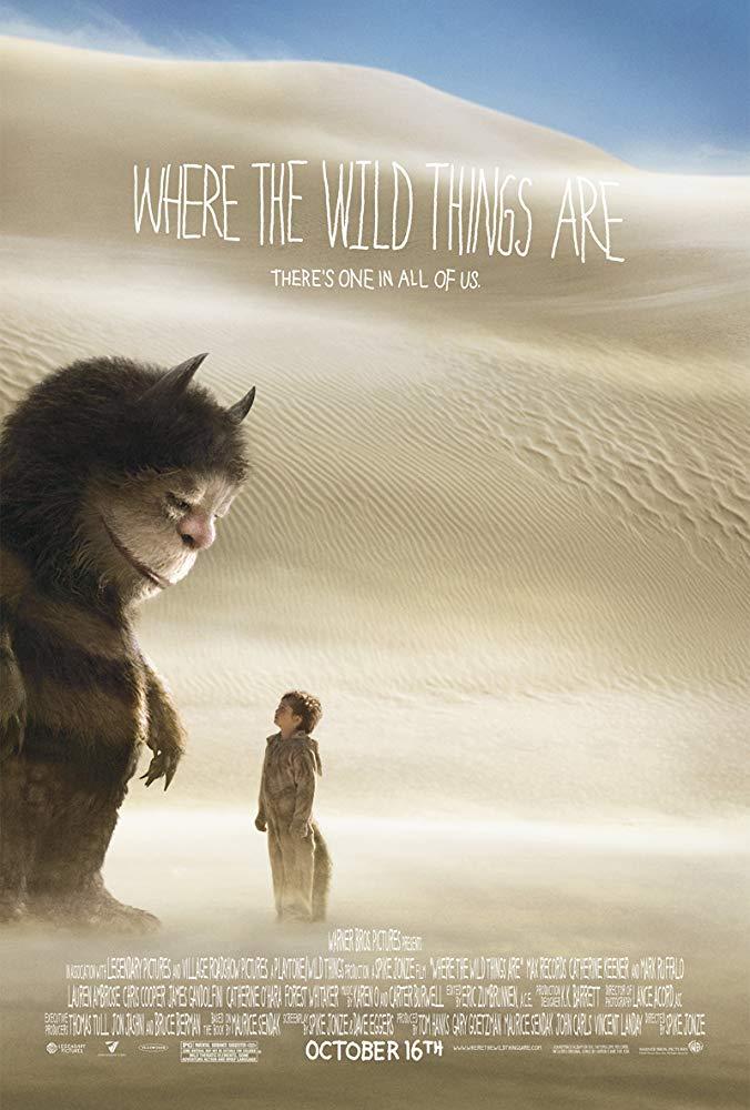 Onde Vivem os Monstros (2009)