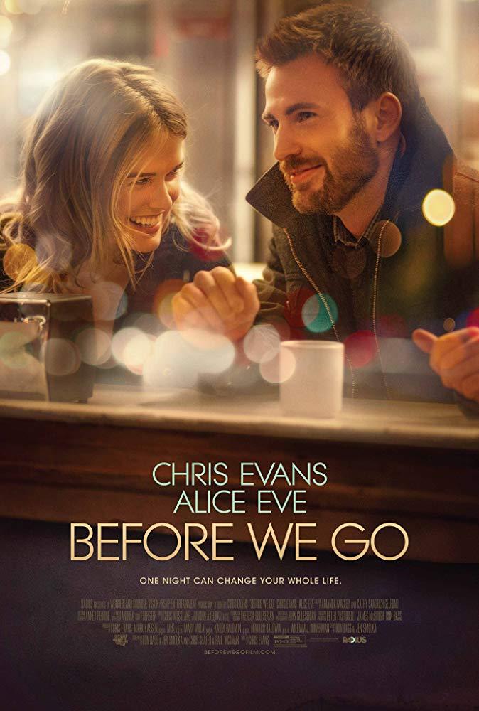 Antes do Adeus (2014)