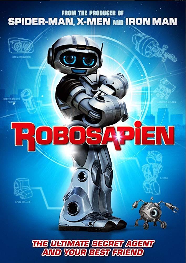 Robosapien – O Meu Melhor Amigo (2013)