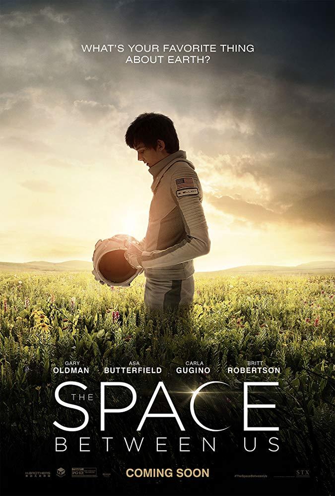 O Espaço Entre Nós (2017)