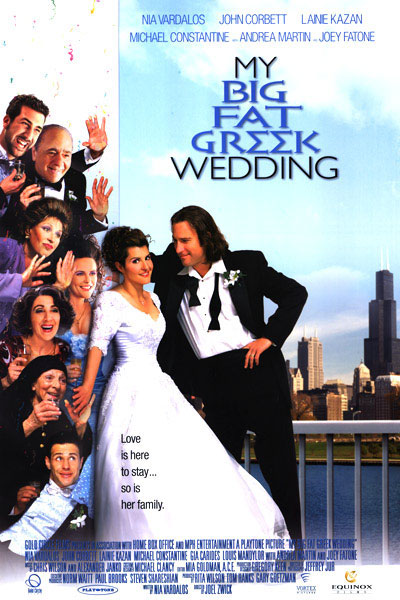 Casamento Grego (2002)