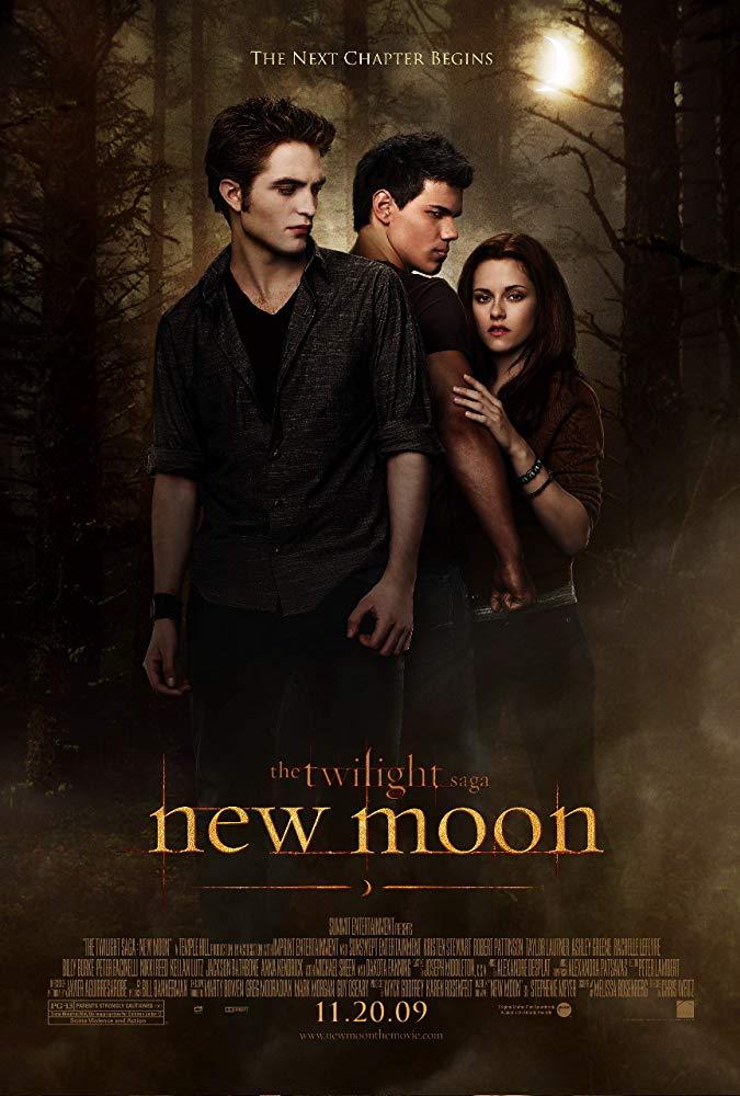 A Saga Crepúsculo: Lua Nova (2009)