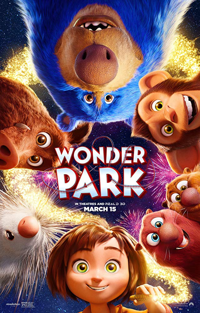 O Parque dos Sonhos (2019)