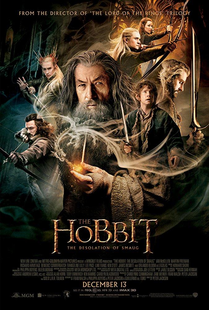 O Hobbit: A Desolação de Smaug (2013)